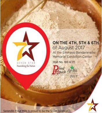 Serendib Flour Mills – Silver Sponsor of Pro Food 2017