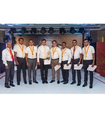 Serendib Flour Mills' 2017 Annual Sales Conference Lights up its Road to Glory