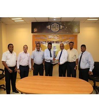 CIM Sri Lanka partners with Serendib Flour Mills